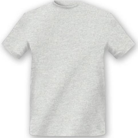 Esprite majica ekstra veličine